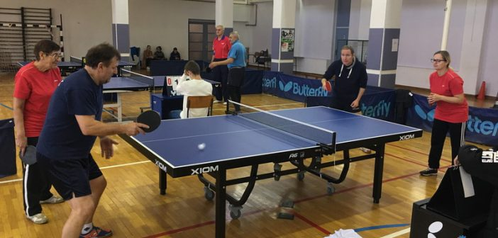 12. Europsko prvenstvo u stolnom tenisu 02.- 08.05.2011., Czestochowa, Poljska