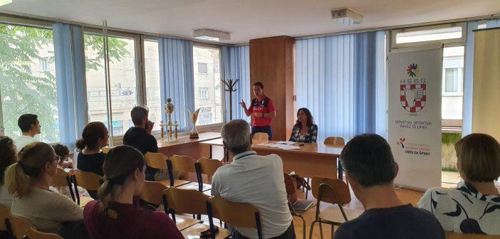 Suradnja sa zavodom dr.Andrija Štampar-predavanje